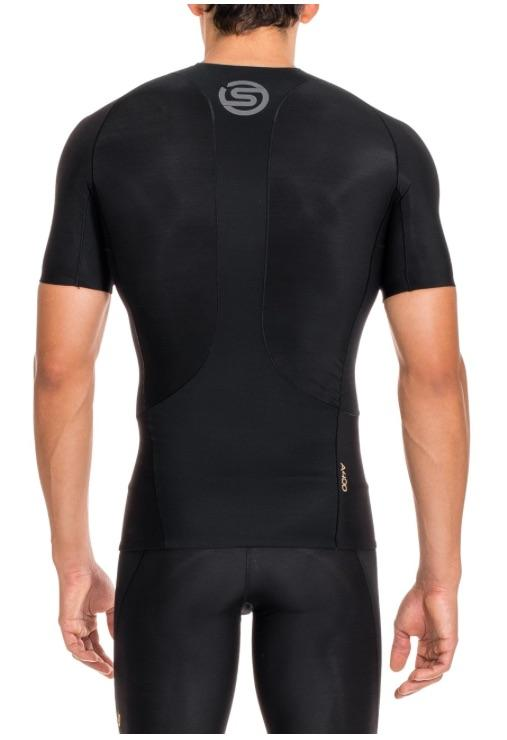 Activewear - A400 Men's Compression Short Sleeve Top