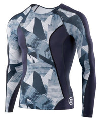 Activewear - DNAmic Men's Compression Long Sleeve Top