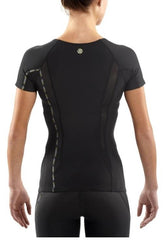 Activewear - DNAmic Women's Compression Short Sleeve Top