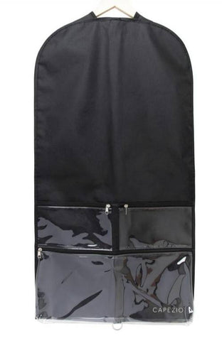 B217 - Clear Garment Bag
