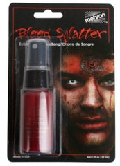 Cosmetics - Mehron - Blood Splatter