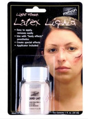 Cosmetics - Mehron - Liquid Latex
