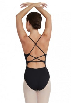 10318 - Strappy Back Camisole Leotard