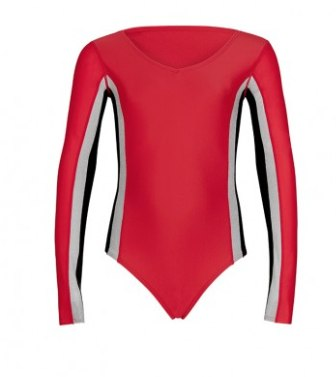 Leotard - 11065C - Stick The Landing Long Sleeve Leotard