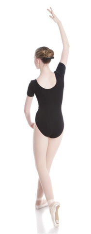 AL02 - Short Sleeve Leotard