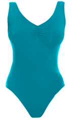 Leotard - AL04 - Gathered Front Leotard