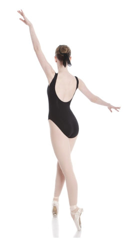 AL06 - Low Back Leotard