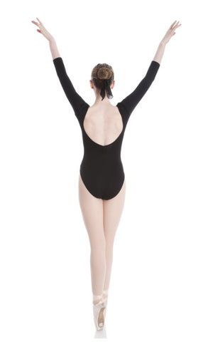 AL08 - 3/4 Sleeve Leotard