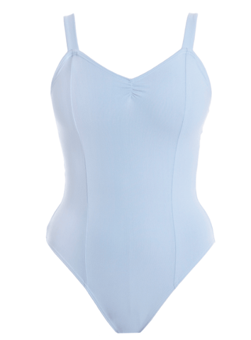 AL11 - Wide Strap Camisole Leotard