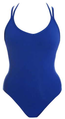 AL16 - Double Strap Leotard
