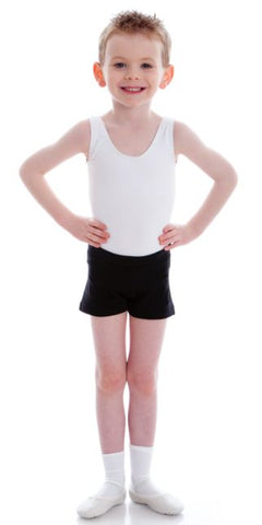 CL01 - Boys Scoop Neck Leotard