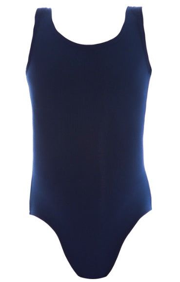 Energetiks Navy CL01 Boys Scoop Neck Leotard