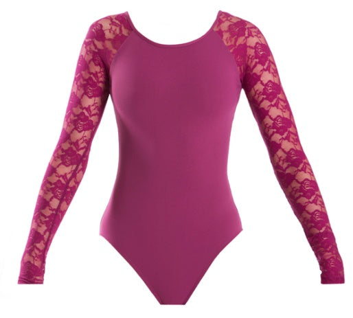Leotard - CL113 - Hailey Lace Leotard