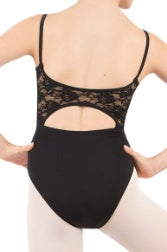 Leotard - CL70 - Lace Back Camisole Leotard