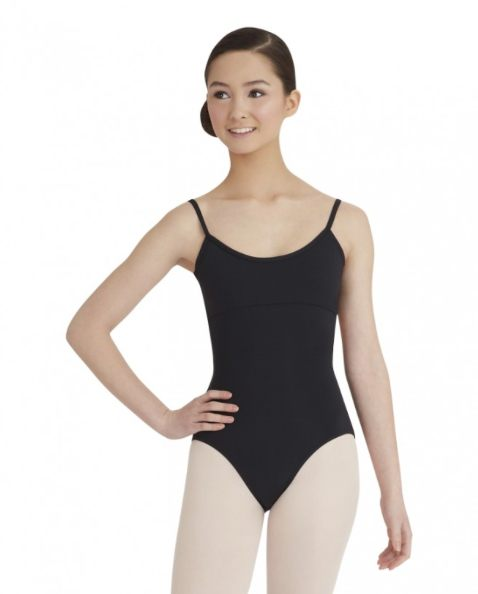 Leotard - MC102 - Camisole Leotard W/ Twist Back