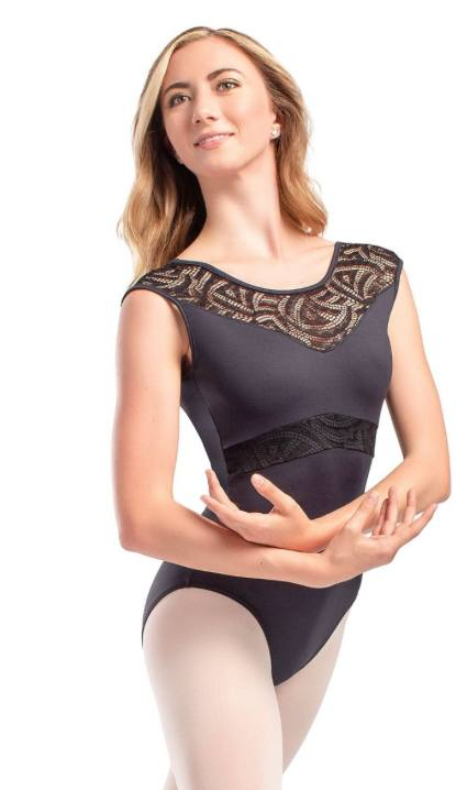 Leotard - RDE - 1839 - So Danca Brielle Leotard