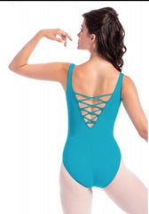 Leotard - RDE - 1886 - So Danca Strappy Back Leotard