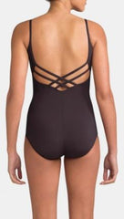 Leotard - SE1030C - Strappy Back Camisole Leotard
