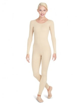 TB114 - Long Sleeve Unitard