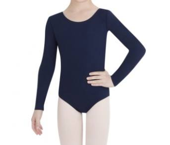 Leotard - TB134C - Long Sleeve Leotard