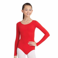 Leotard - TB135 - Long Sleeve Leo