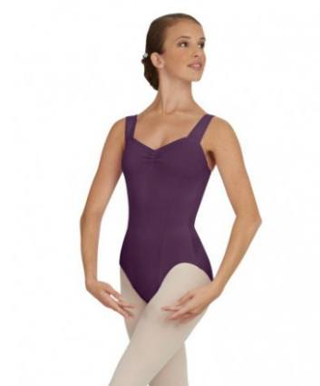 Leotard - TC0053W - Women's Wide Strap Leotard
