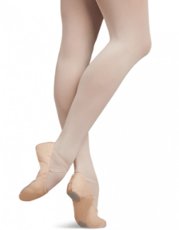 02027C - Child Juliet Split Sole Ballet Shoes