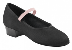 Shoe - 04561/4571 - Academy Canvas Character Shoe
