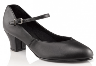 0551 - Leather Jr. Footlight Chorus Shoe