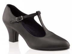 Shoe - 0750 - Jr. Footlight T-Strap Chorus Shoe