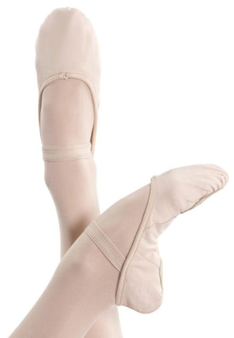 BSA04 - Ballet Shoe - Canvas Split Sole