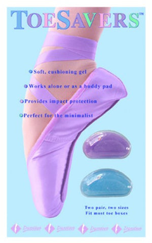 S012 - Mini Gel Toe Pads