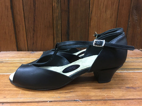 Salvios 903 Leather Ballroom Shoe