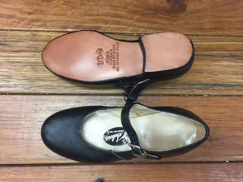 Salvios Flat Strap Shoes