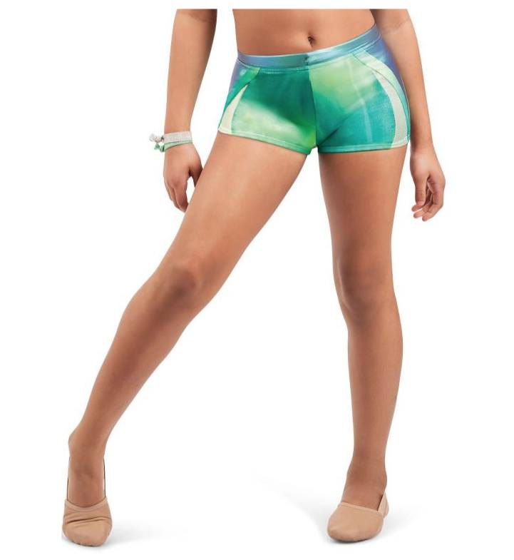 "Shorts - 11605C Capezio ""Gymnastics Collection"" Shorts"