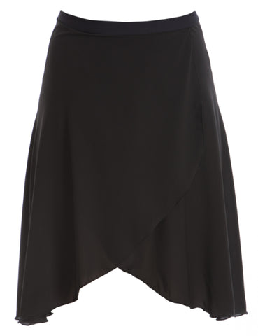 AS03 - Long Wrap Skirt
