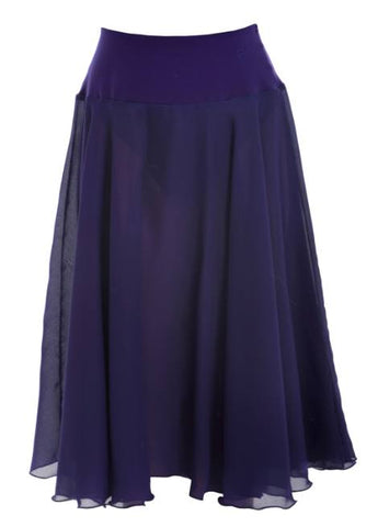 AS14 - Full Circle Long Skirt