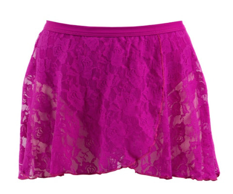 AS31 - Lace Wrap Skirt