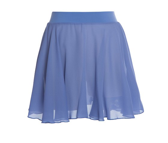 Skirt - CS17G - Emily Georgette Skirt