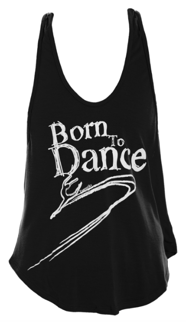 Top - AAT50 - Flow Dance Singlet