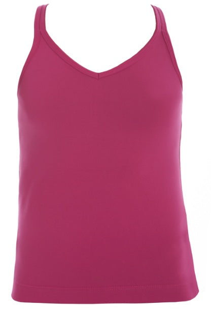 Top - CC13 - Double Cross Singlet