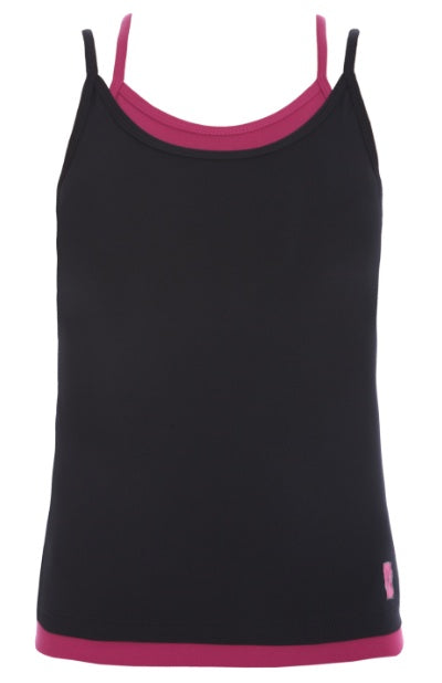 Top - CC40 - Layered Singlet