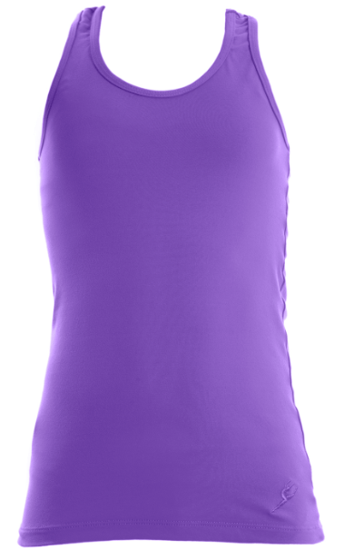 Top - CC60 - T Back Singlet