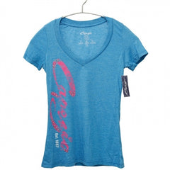 Top - IM276 - V Front T-Shirt
