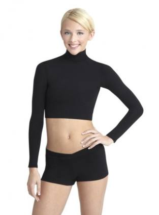 TB107 - Turtleneck Long Sleeve Top