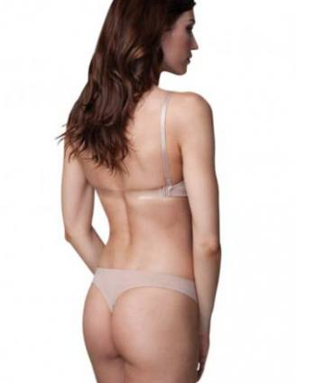Unders - 3678 - Seamless Low-Rise Thong