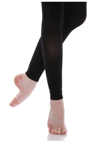 AT29 - Classic Dance Tights Footless