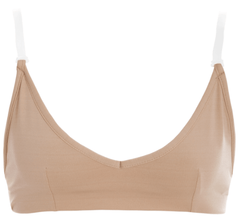 Unders - C/AB09 - Clear Back Bra