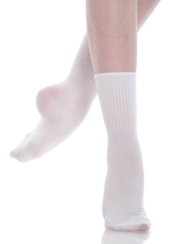 CBS05 - Ribbed Dance Sock