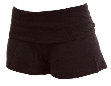 Warm Up - MAAS2 - Merino Wool Roll Top Short